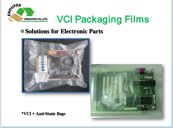 VCI for Electronics Boards