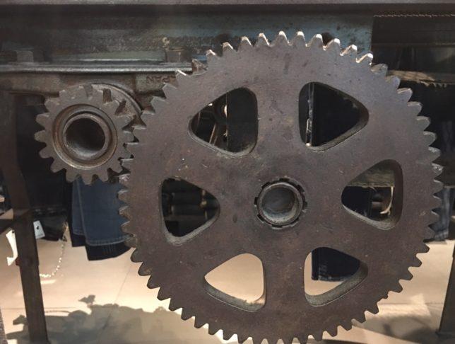 Rust Gear