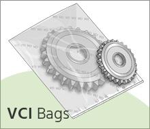 VCI BAGS-ถุงพลาสติกกันสนิม