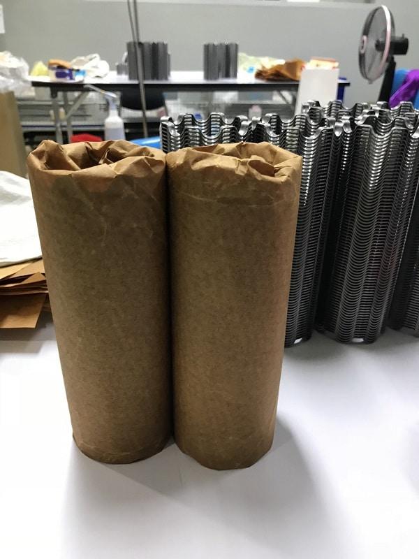 VCI Square Bottom Bag for Bulk Export Packing