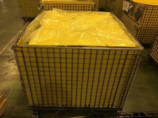 ถุงพลาสติกกันสนิมรองก้นกล่องขนาดใหญ่