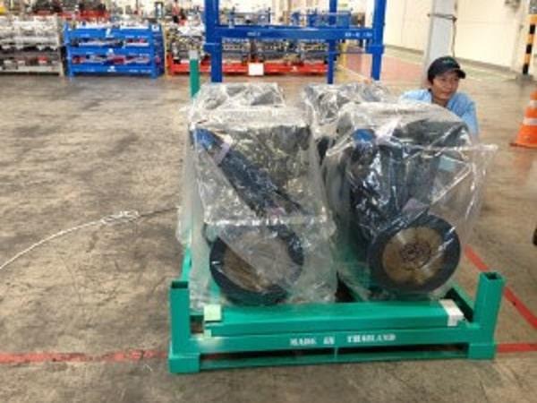 Engine Poly Cober Bag_ถุงคลุมเครื่องยนต์